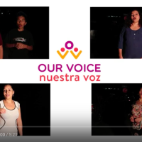 Our Voice Nuestra Voz Releases Video to Help Parents with OneApp Enrollment Process